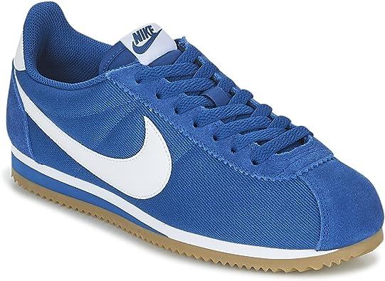 Amazon.com: Nike Classic Cortez - Zapatos de correr de cuero ...