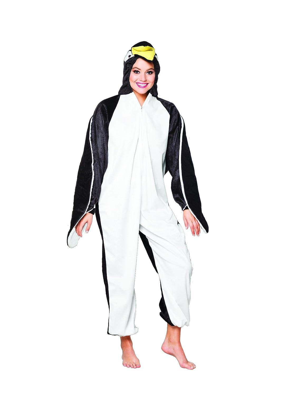 Boland 88434 adultos Disfraz Pingüino de peluche, One size: Amazon ...