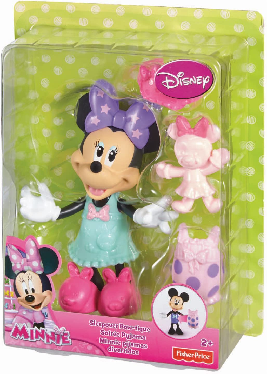 Fisher-Price Disneys Sleep Over Bowtique Minnie Mouse Fisher Price X5168