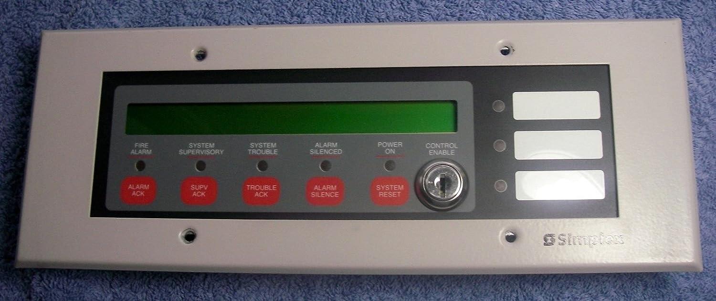 Simplex 4606-9101 Remote LCD Annunciator | Control Using An