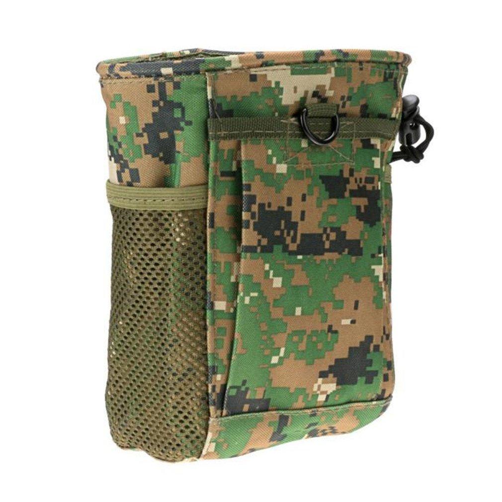 Breadaye Tactical Travel Several Slots Small Debris Recovered Waterproof Hiking Bag A