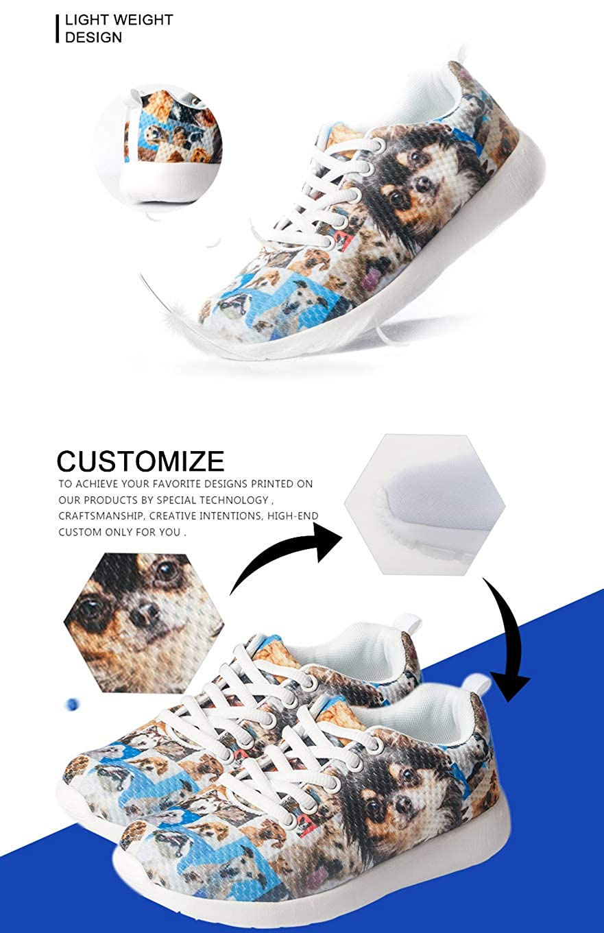 Galaxy Starry Sky Kids Sneakers Ultra Breathable Sport Shoes Casual Easy Running Walking Shoes for Girls Boys 5 Choices Patterns