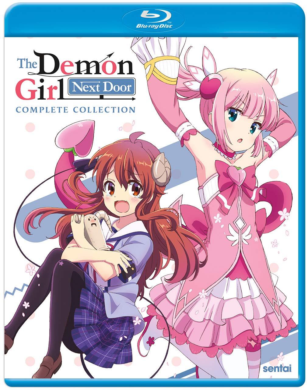 The Demon Girl Next Door Blu-ray (Dual Audio)