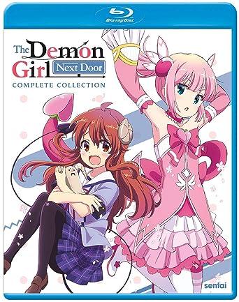 Poster. The Demon Girl Next Door: Complete Collection