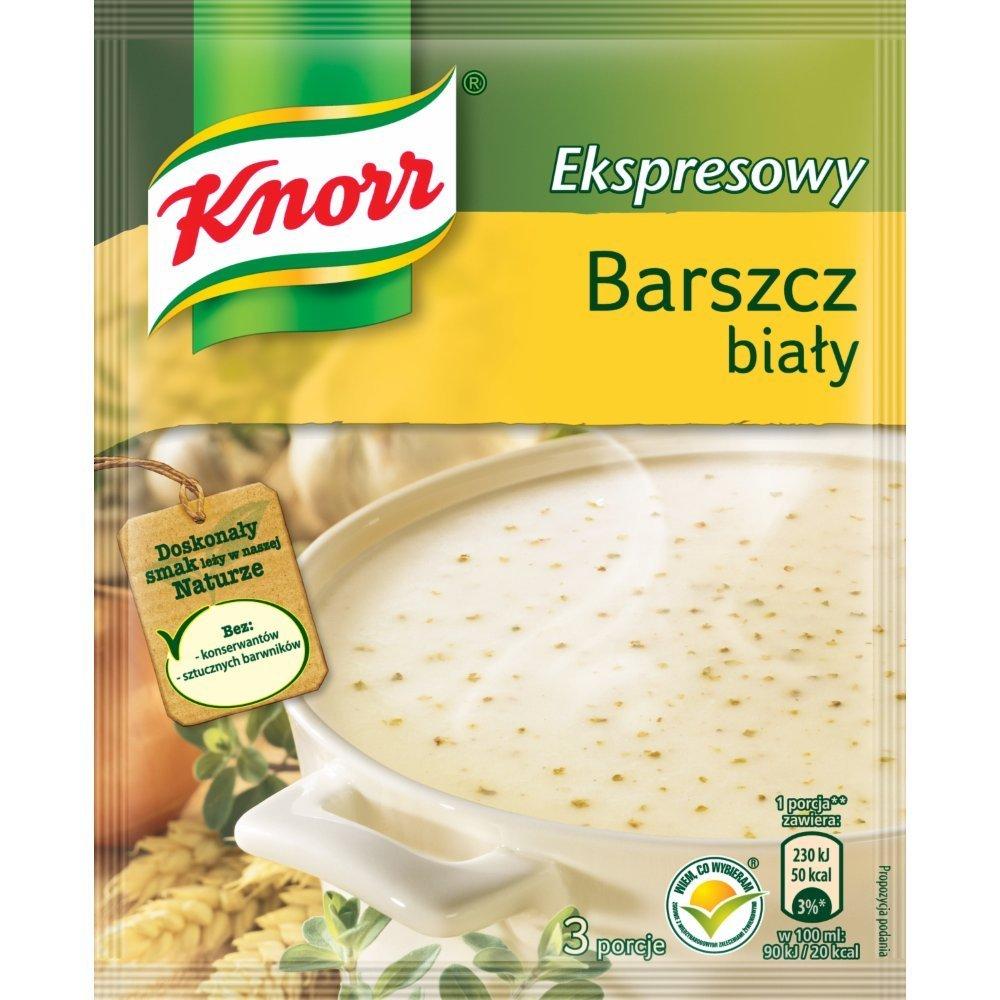 Knorr White Borscht Soup Fix 3-pack 3x45g/3x1.6oz