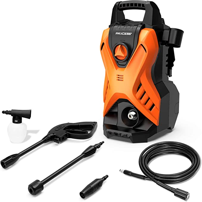 PAXCESS Electric Pressure Power Washer - Most Secure