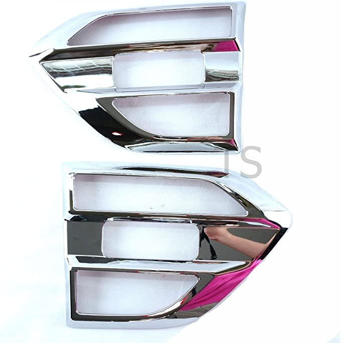 Chrome Accent Tailgate Bowl Rear Cover Fits Ford Ranger T6 Mk2 Facelift 2012 16