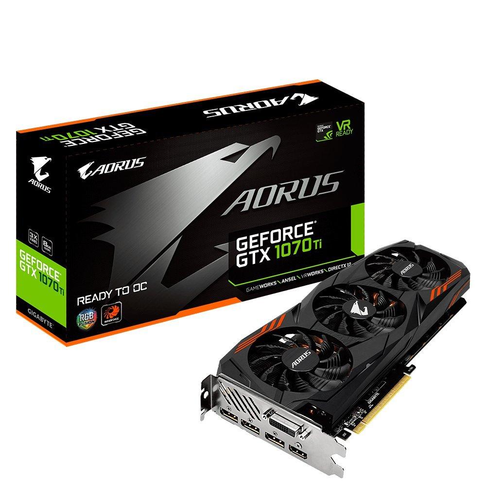 Gigabyte GeForce AORUS GTX 1070 Ti