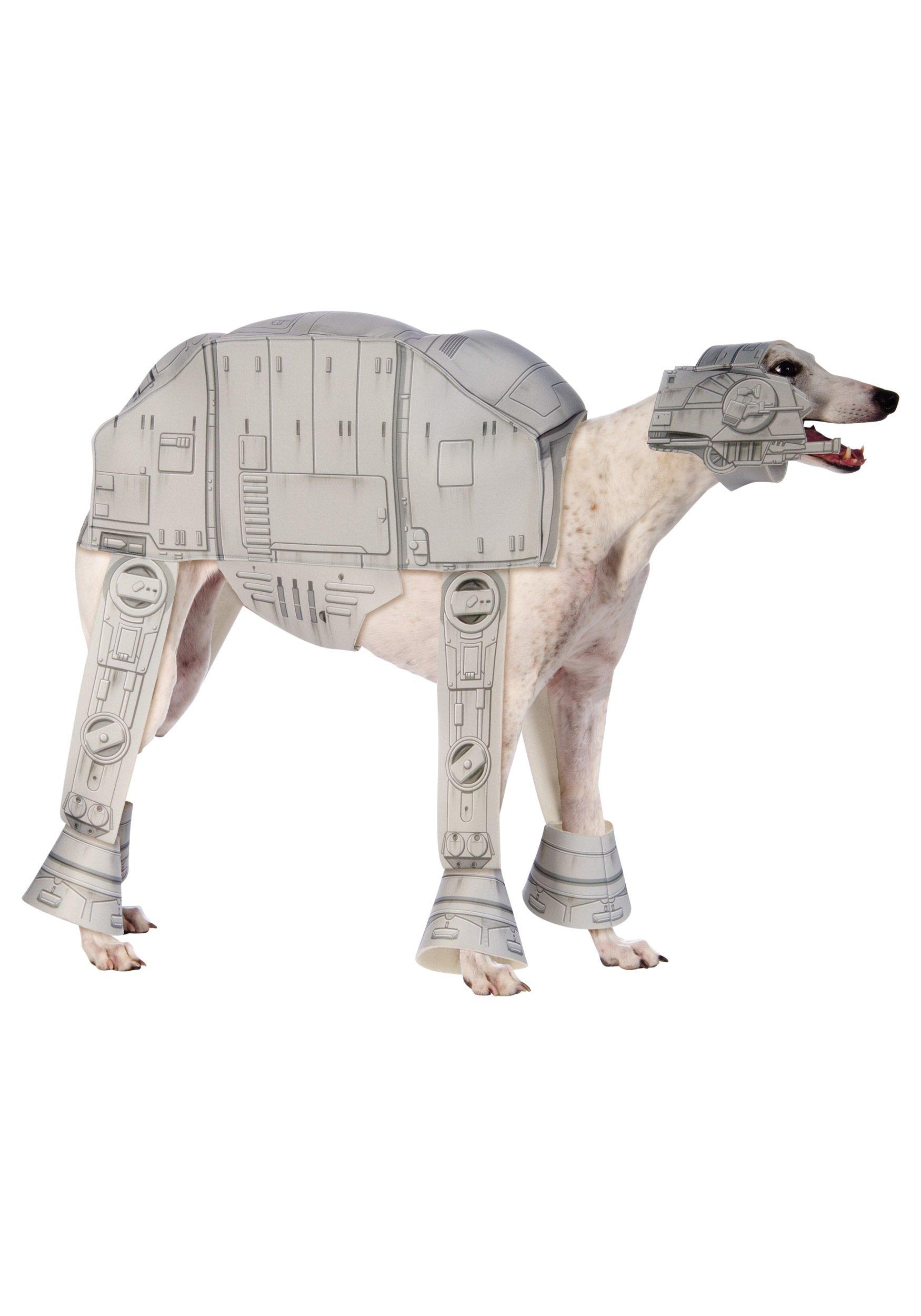 Star Warstrade; AtAttrade; Imperial Walker Pet Costume XLarge (28'' L)