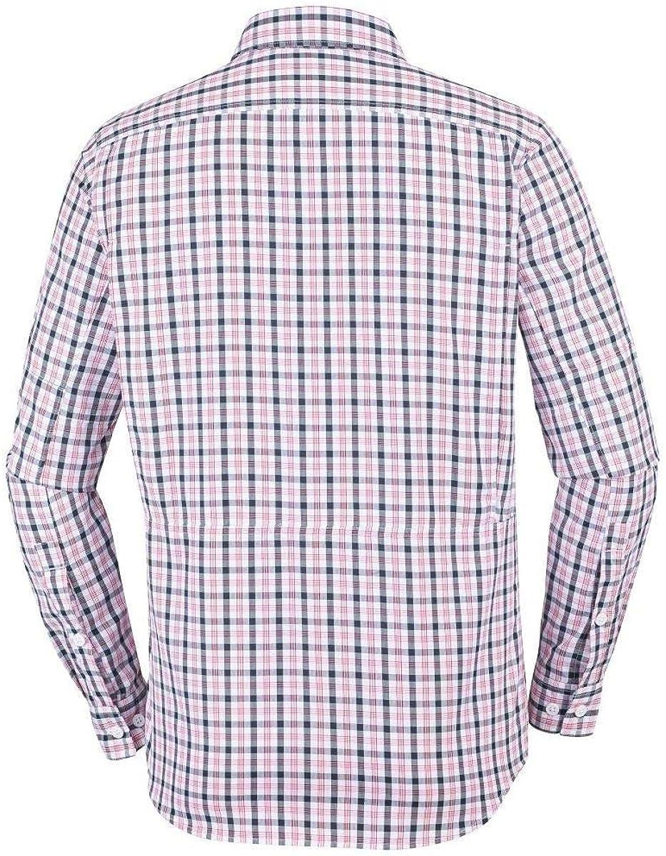Columbia Silver Ridge 2.0 Plaid Hemd Camisa para Hombre