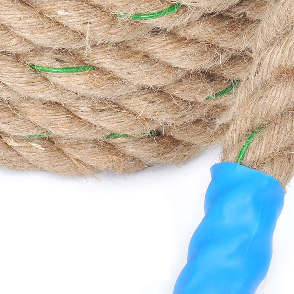 BAI-Fine Tug of War Rope Game Special Rope Adult/Child Tug-of-war Combat Fitness Rope Linen Rope Does Not Hurt The Hand (Color : F) by BAI-Fine (Image #2)