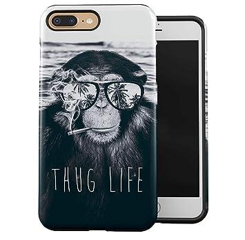 coque iphone 8 plus thug