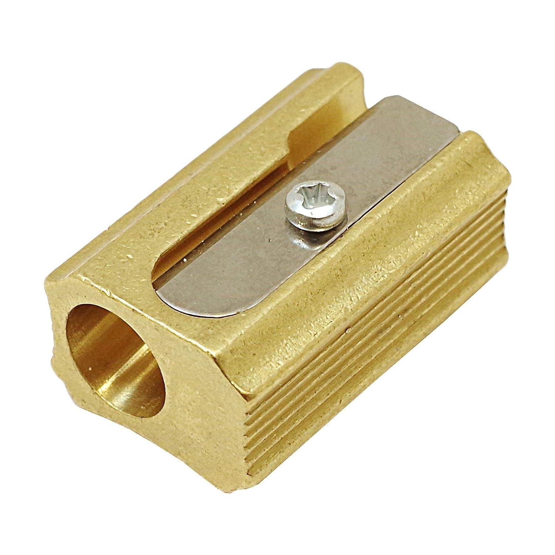 DUX Pencil Sharpener brass DX4112 high-quality
