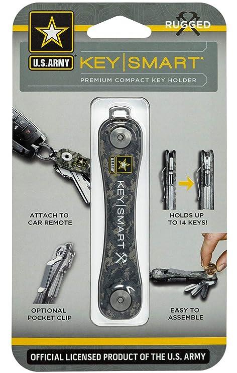 Amazon.com: KeySmart - Llavero multiherramienta resistente ...