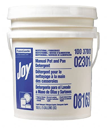 Joy Dishwashing Liquid 5 Gallons PGC02301