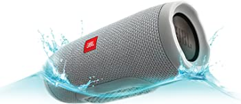 JBL Charge 3 Waterproof Portable Rechargeable Bluetooth Speaker