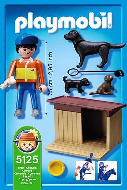 Playmobil Playmobil Hofhund Welpen 5125