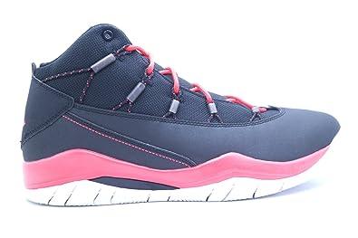 212eaa1d19b8ab  616861-023  AIR Jordan Prime Flight Grade School Sneakers AIR JORDANBLACK  Black