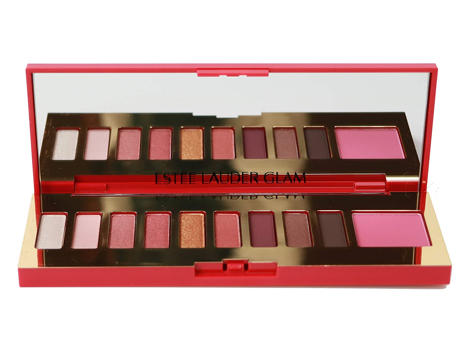 Estee Lauder Pure Color Envy Eye and Cheek Palette - Glam, Eyeshadow(9) and Blush, Unboxed Limited Edition