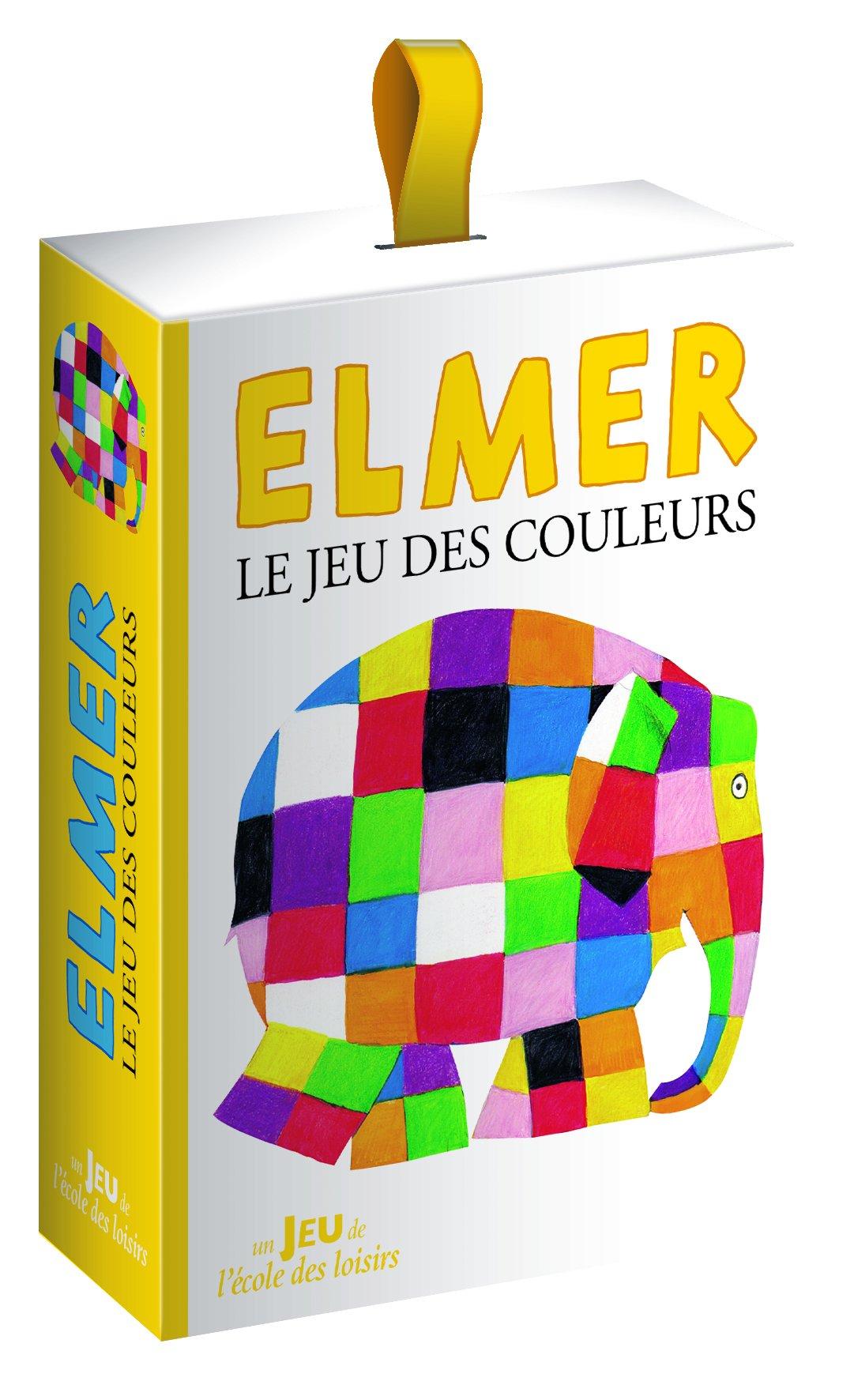 Elmer le jeu des couleurs: Amazon.es: Mckee David: Libros en idiomas extranjeros