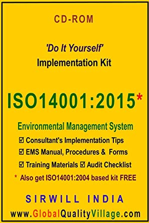 Iso 140012015 implementation kit manual procedures forms etc iso 140012015 implementation kit manual procedures forms etc solutioingenieria Choice Image
