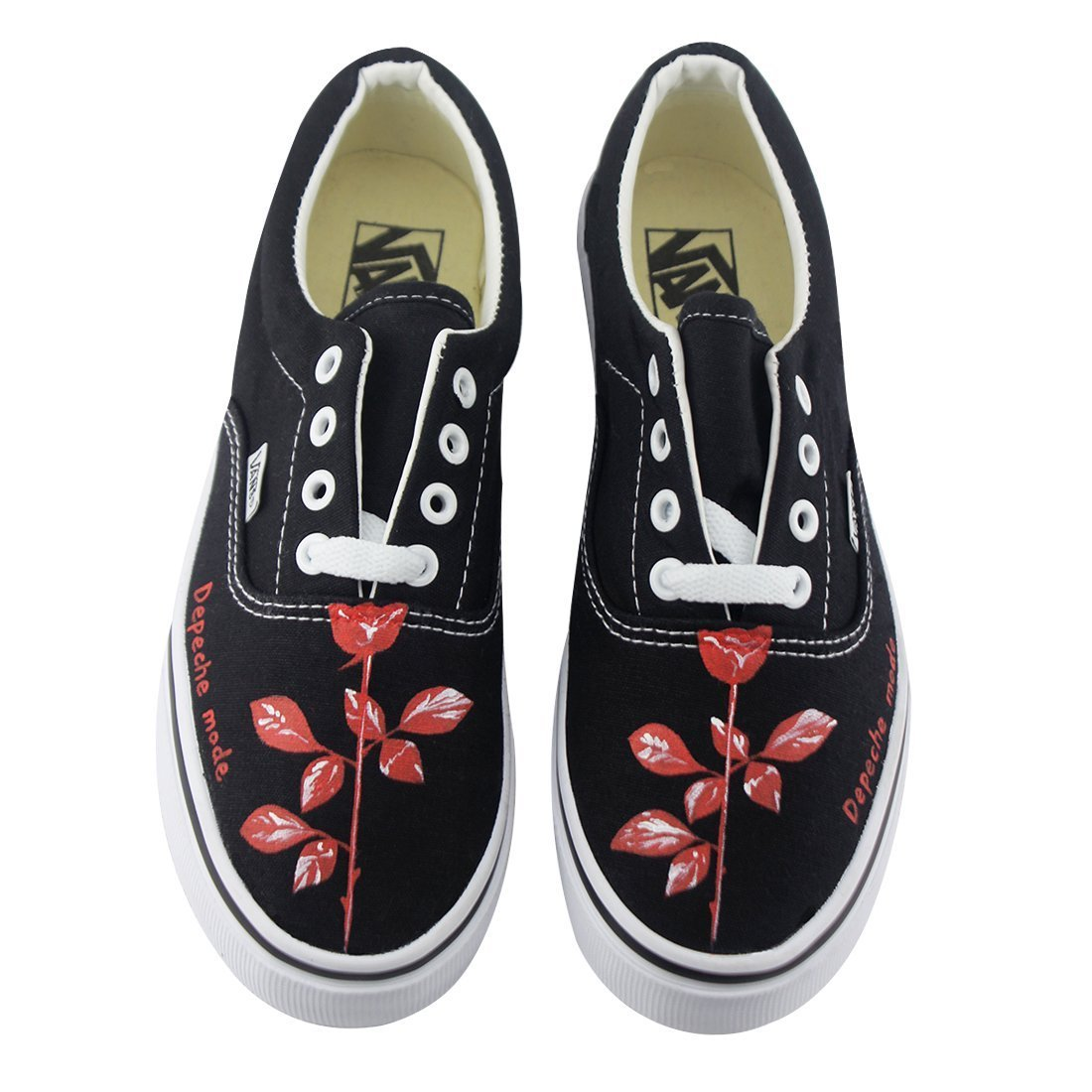 Hand Painted Shoes Men Women Sneakers