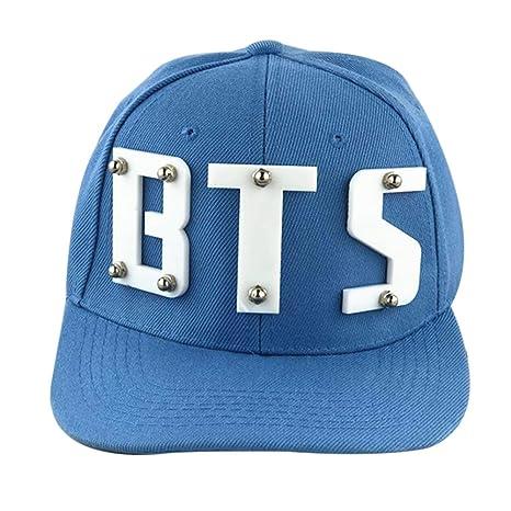 Discovery K-Pop BTS - Gorro de Béisbol de Algodón para Niños b7826dabd1c