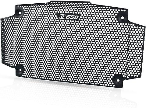 Z650 Z 650 Motorrad Aluminiumlegierung Kühlerabdeckung Für Kawasaki Z650 Z650 2017 2020 Auto