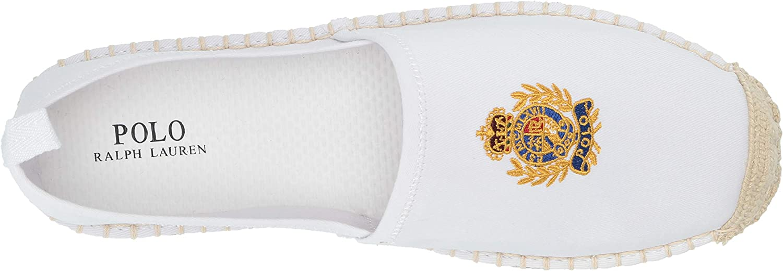 Polo Ralph Lauren Mens Barron Crest Slipper