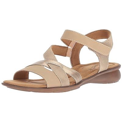 Natural Soul Women's Jordana Flat Sandal | Sandals