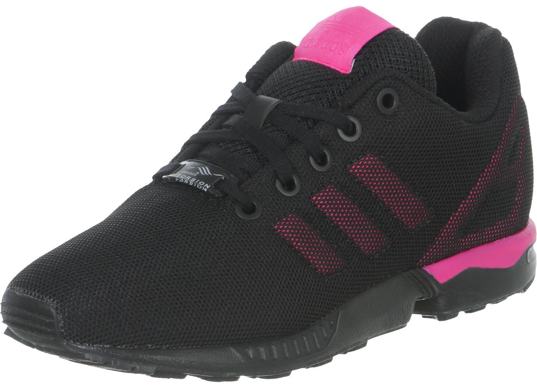 Adidas ZX Flux, Zapatillas para Niños 39 1/3 EU|Negros