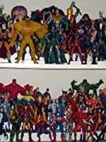 """MARVEL LEGENDS Collection Display 6"""" inch action figure toys"""