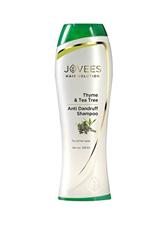 Картинки по запросу Thyme & Tea Tree Anti Dandruff Shampoo