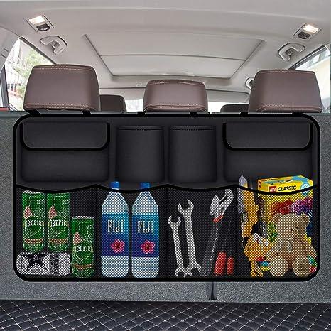 Amazon.com: Organizador para el maletero del coche, 7 ...