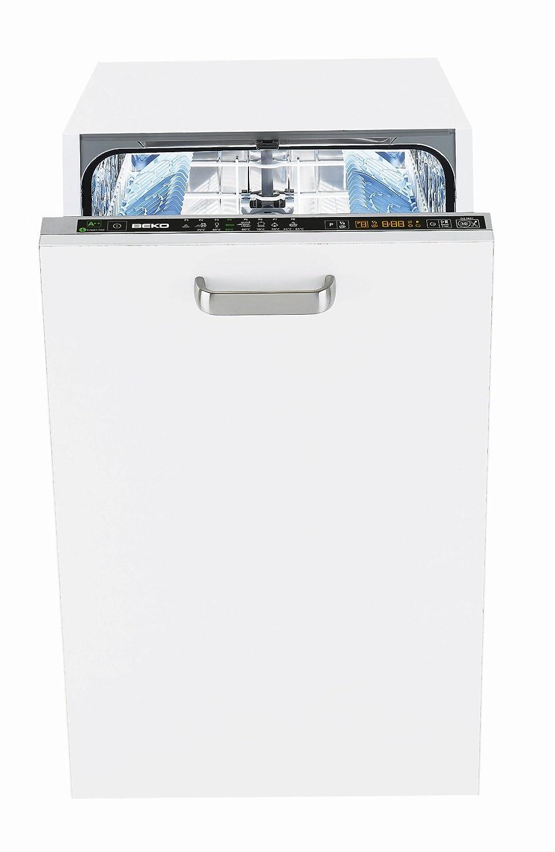Beko DIS5831 lavavajilla - Lavavajillas (A + +, 0.74 kWh, 9 L, 448 ...