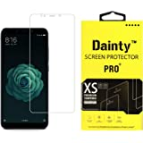 Dainty™ Tempered Glass Screen Guard Gorilla Protector for Mi A2 (Transparent)