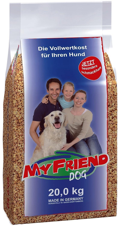 bosch hundefutter my friend kroketten 20 kg trockenfutter ebay. Black Bedroom Furniture Sets. Home Design Ideas