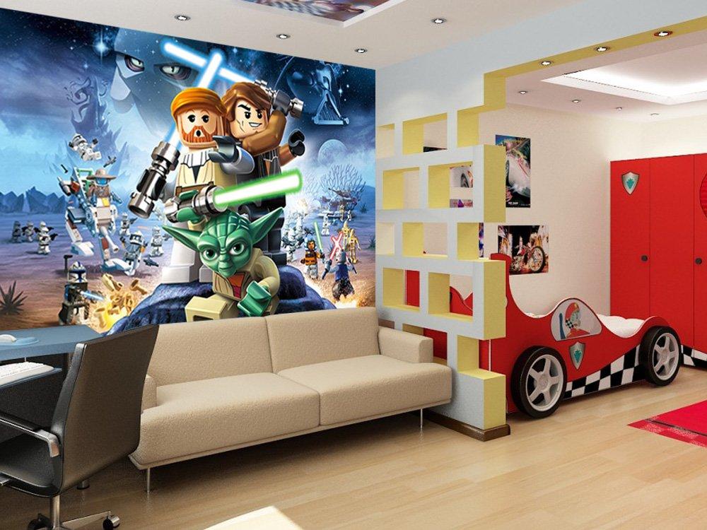 Photo Poster Wallpaper Children\'s Lego Star Wars 20312 Border Wall ...