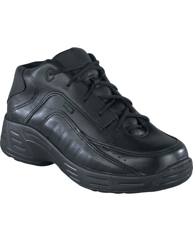 Reebok Men's Postal TCT Work Shoes USPS Approved Black 6 EE US