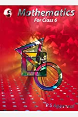 Mathematics for Class 6 Kindle Edition