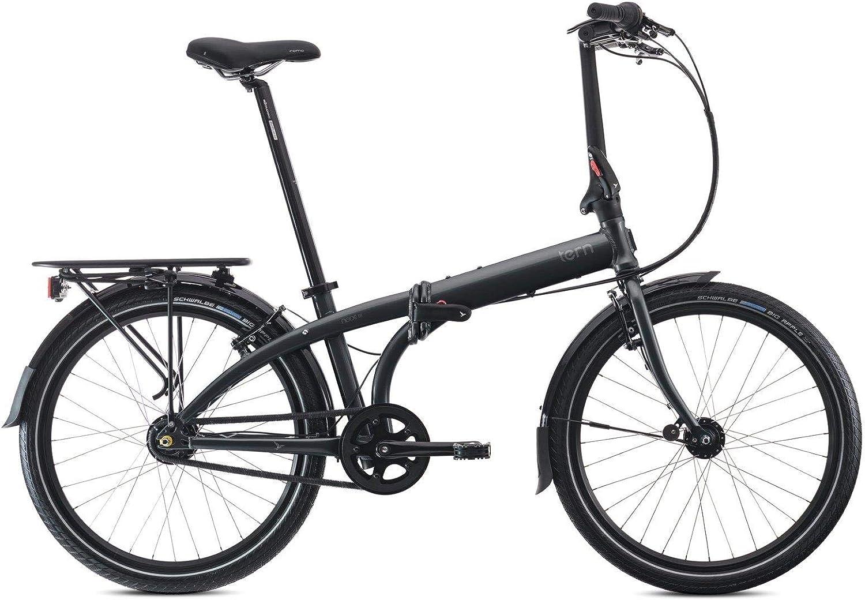 'Tern bicicleta plegable Node D7i 247velocidades bicicleta plegable city Rueda plegable portaequipajes aluminio compacta, cb14gfao07z
