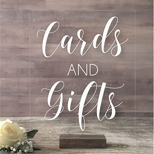 Gifts and Cards Wood Sign Wedding Gifts Sign Hand Lettered Wedding