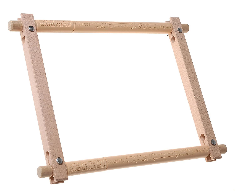 38 x 22 cm Elbesee Easy Clip Frame Brown 15 x 9-Inch by Elbesee Wood