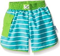 Pocket i play blue Turtle Batik 3-4 Jahre 722169-639-48 Schwimmwindel- BadeShorts