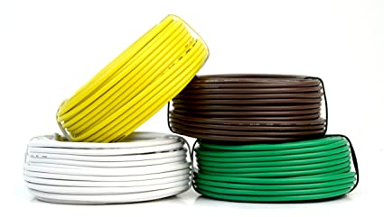 4 way remolque luz alambre arnés de cable para 50 pies Cada rollo ...