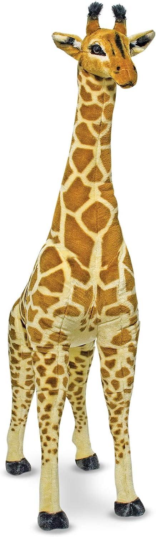 Melissa Doug Giraffe - Jirafa de Peluche (12106) Multicolor