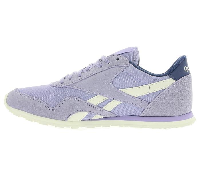 10655469d16 Reebok Women s Cl Nylon Slim Core Running Shoes  Amazon.co.uk  Shoes   Bags