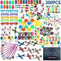 Amy&Benton 200PCS Goodie Bag Fillers Party Favors for Kids Birthday Pinata Filler Toy Assortment Prizes for Kids…