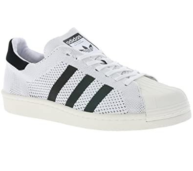 best sneakers 2b57b 7e29a adidas Originals Basket Super Star Primeknit Boost Blanc Femme