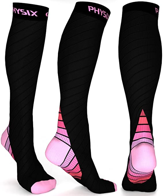 The 8 best women's running compression socks